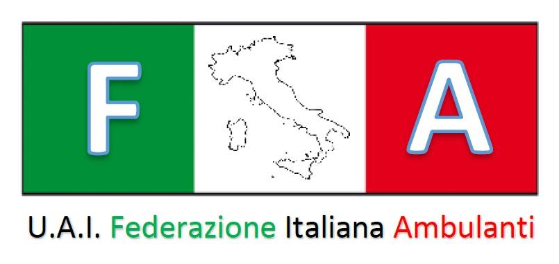 FIA - Federazione Italiana Ambulanti - logo