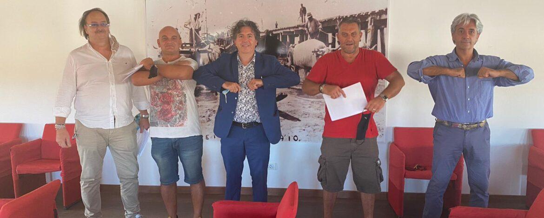 Riunione costituente della Federazione Italiana Ambulanti - FIA - UAI